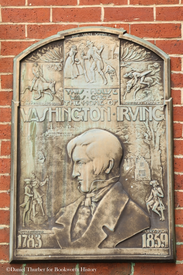 the-irving-house-plague-washington-irving-bookworm-history-daniel-thurber