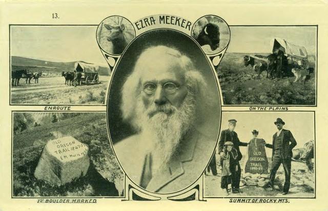 Ezra Meeker #13