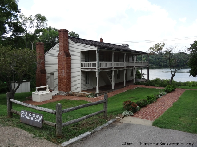 fort-donelson-dover-hotel-surrender-house-cumberland-river-dover-tennessee-bookworm-history-daniel-thurber