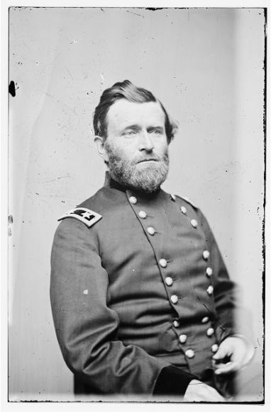 Brigadier General Ulysses S. Grant