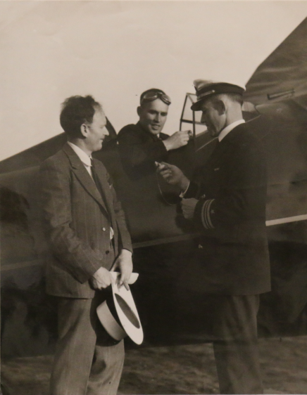 PVH Weems-Harold Bromley-Allan Loughead-Lockheed Vega-1929 Pacific Flight Attempt-Daniel Thurber-Bookworm History